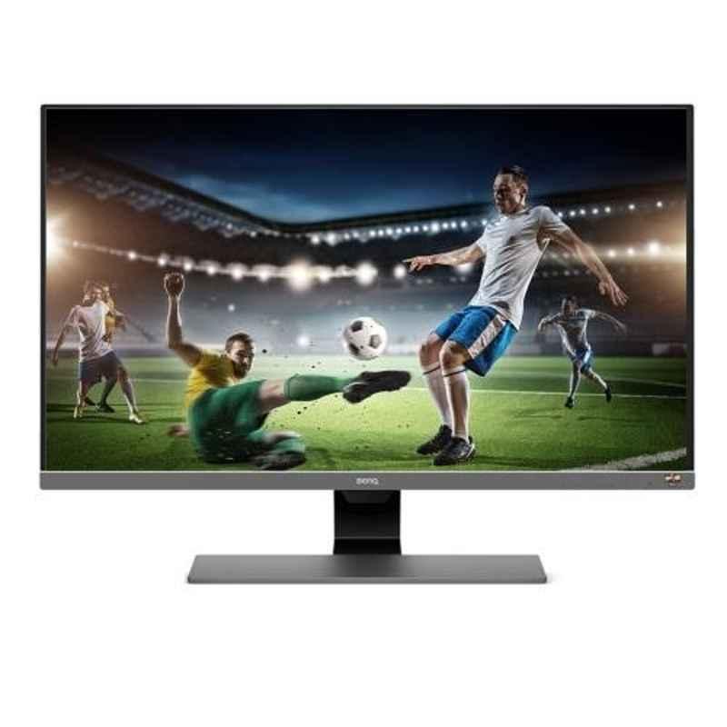 BenQ EW3270U 31.5 inch Metallic Grey 4K UHD Gaming LED Monitor