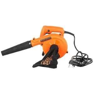 Black+Decker BDB530 530W Orange Single Speed Air Blower