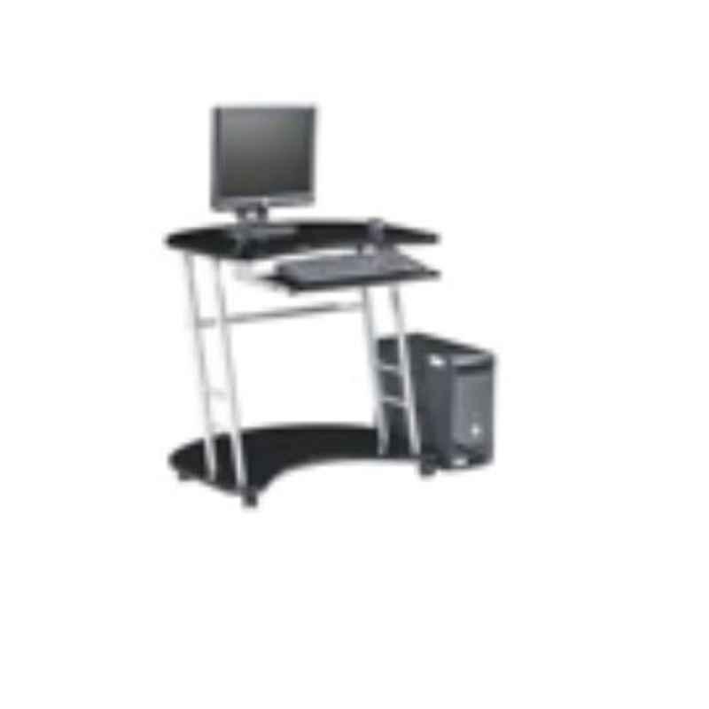 Suwas 60x40x80cm Steel & Wood Desktop Table, SU-DESKT-011