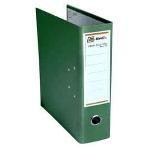 Bindex Green Office Lever Arch Box File, BNX10A1-Green (Pack of 4)