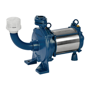 Crompton 5HP Vertical Openwell Submersible Water Pump, CGVOS3T25-5, Head: 22-57 m
