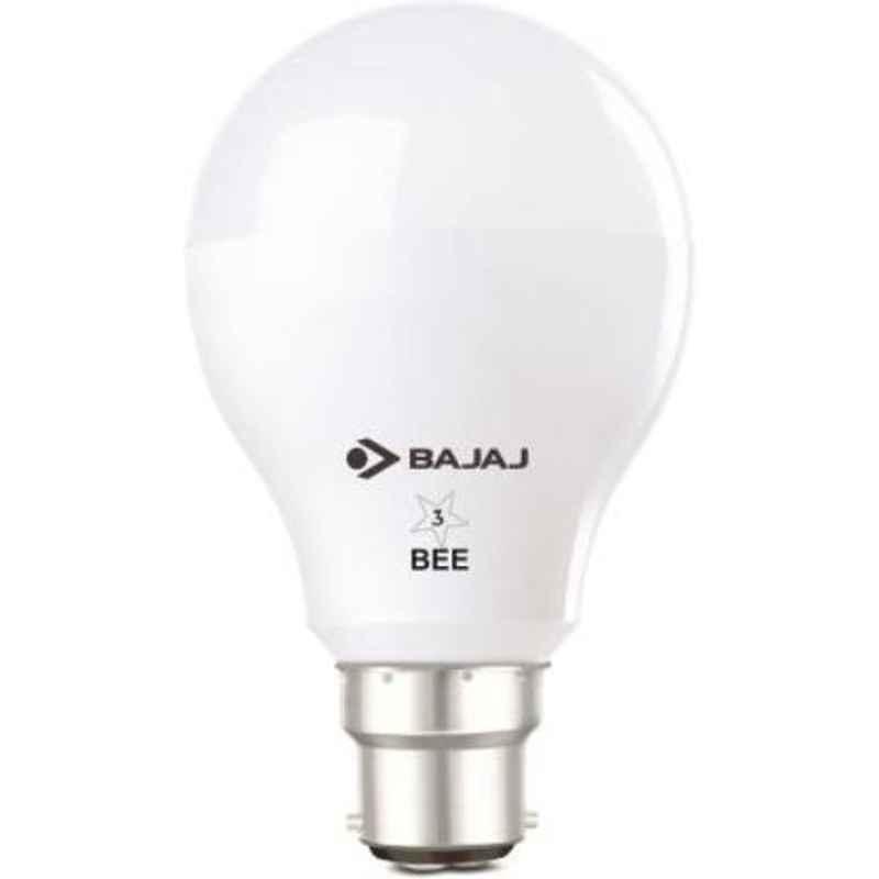 Bajaj iLED 8W White B22 Standard LED Bulb, 830349