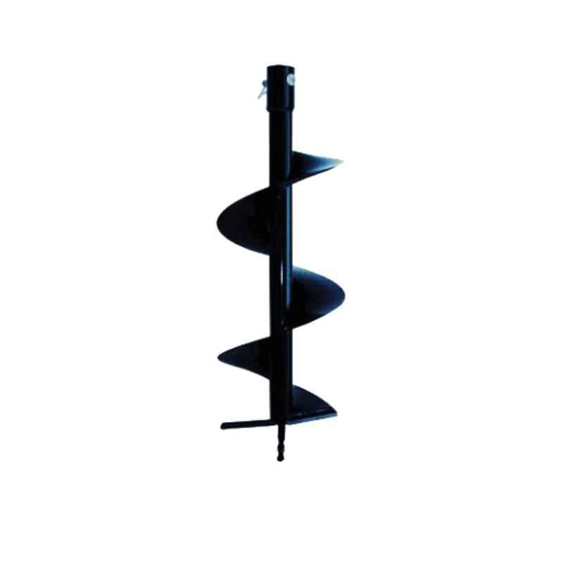 Kanak 10 inch Black Earth Auger Spiral Drill Bit