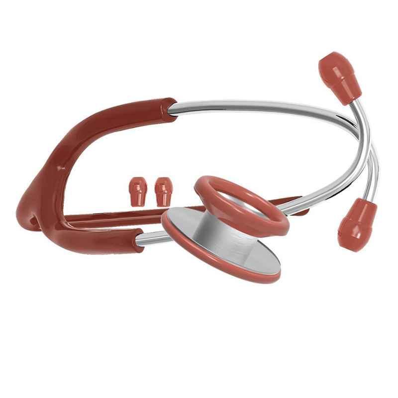 MCP Chocolate Brown Dual Head Adult Stethoscope