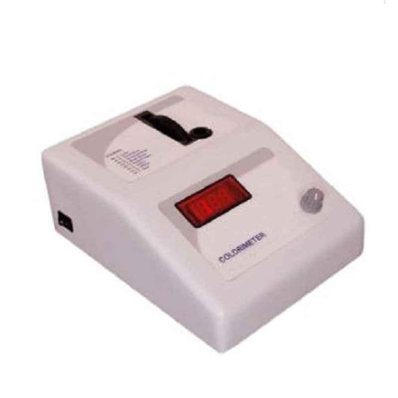 U-Tech 8 Filter Battery Operated LCD Digital Calorimeter, SSI-308