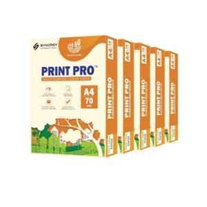 Print Pro 70GSM A4 Copier Paper (Pack of 5)