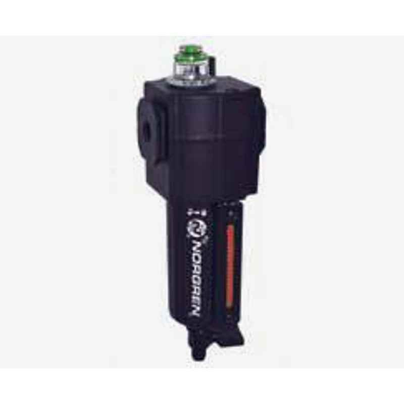 Norgren 1/2 inch Excelon Modular System Oil Fog Lubricator, L74C-4GP-QDN