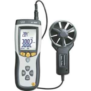 CEM DT-8894 CFM/CMM Thermo-Anemometer with IR Thermometer
