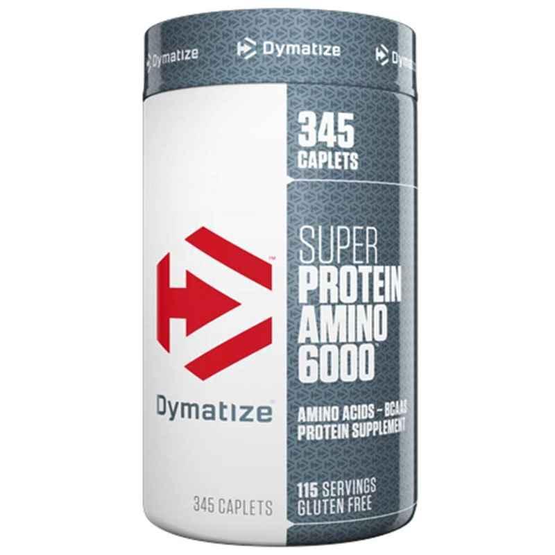 Dymatize 345 Caplets Super Protein Amino 6000