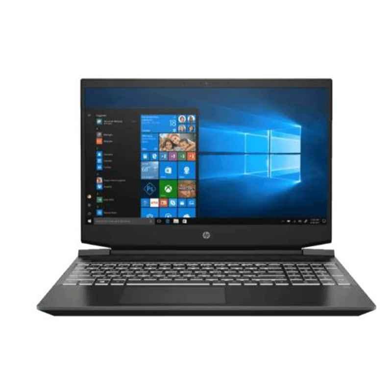 HP Pavilion 15-EC0106AX AMD Ryzen-5/8GB DDR4 RAM/1 TB SATA HDD & 15.6 inch Display Shadow Black Laptop, 1A6X8PA