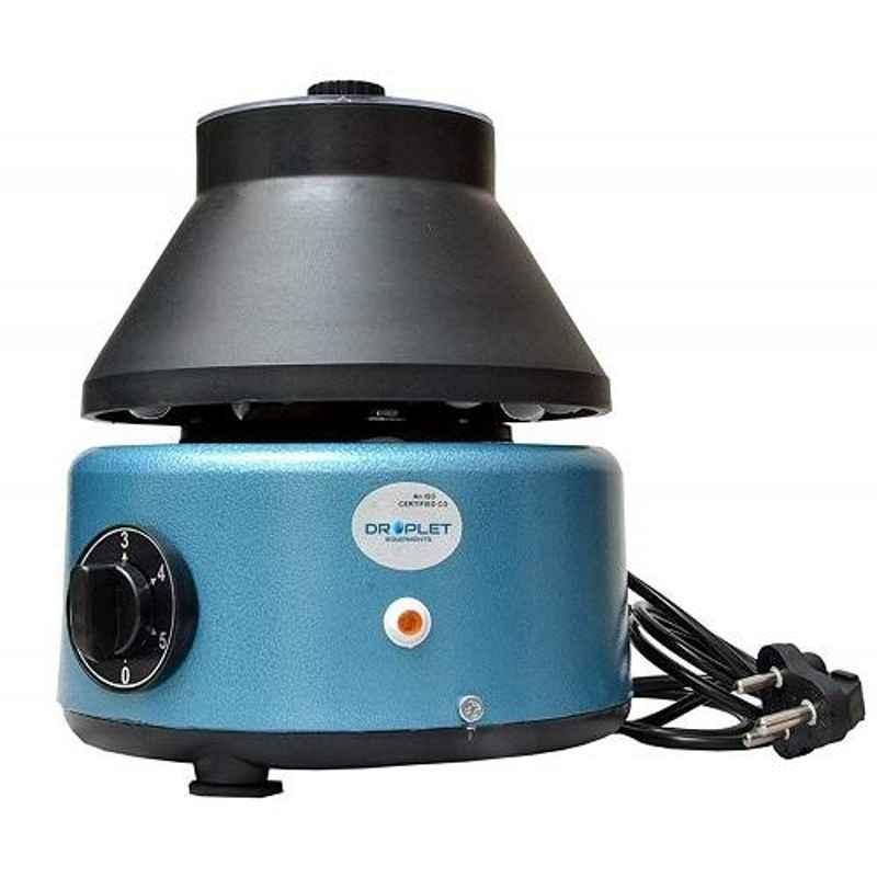 Droplet 8x15ml 3500-4000rpm Shocked Free ABS Body Laboratory Centrifuge Machine