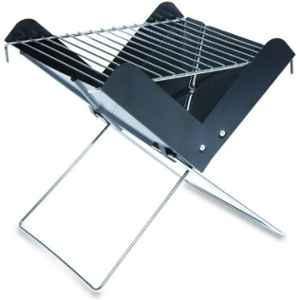 Fogger Carbon Steel Folding Mini Barbeque Grill Oven, PORT-FOLD-OVEN-Barbecue-30x27cm_7