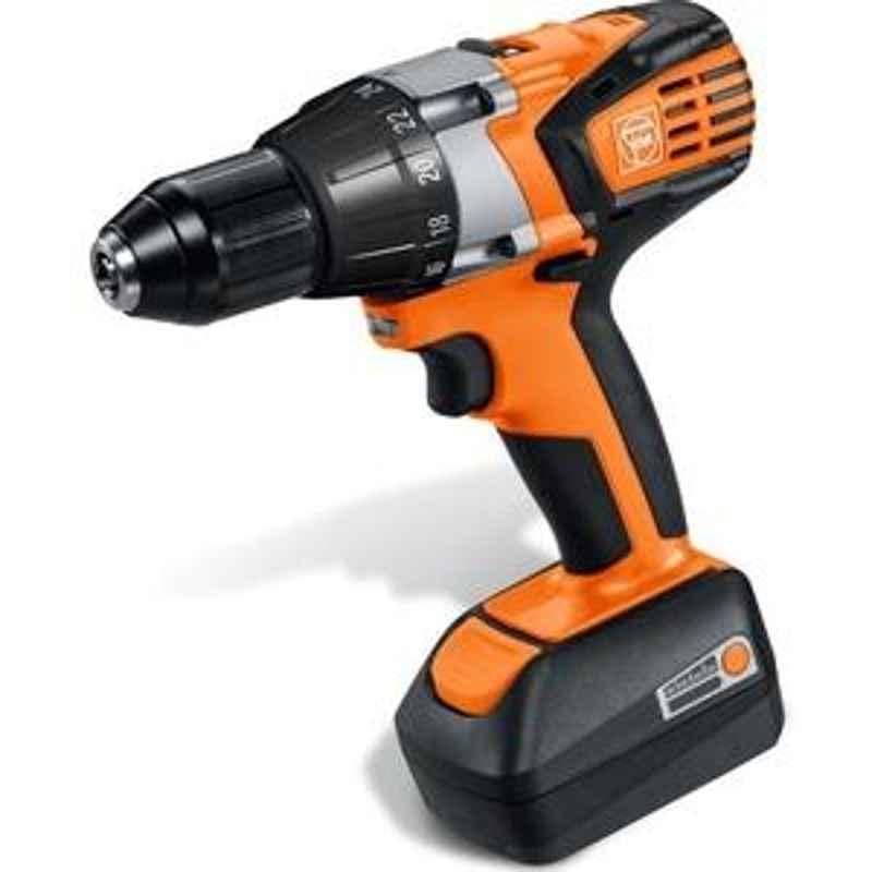 Fein ABS 14 C Li-ion 2 Ah Battery Two Speed Cordless Drill