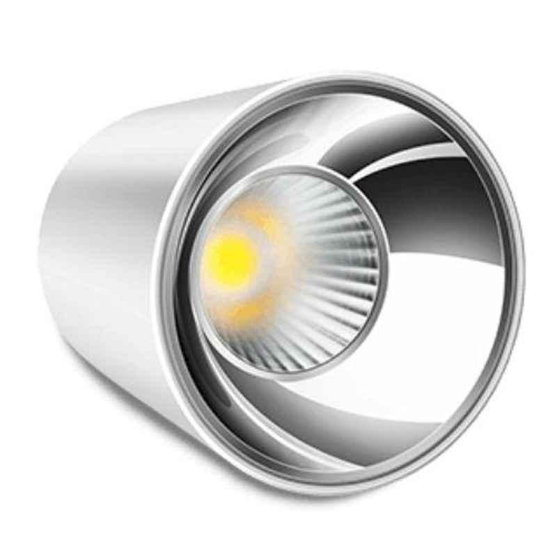 Wipro Garnet 20W Neutral White Round Surface COB Light, DB12040
