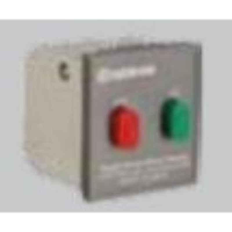 Crabtree Athena 32A Elephant Grey Motor Starter Switch, ACNSMXG321 (Pack of 80)
