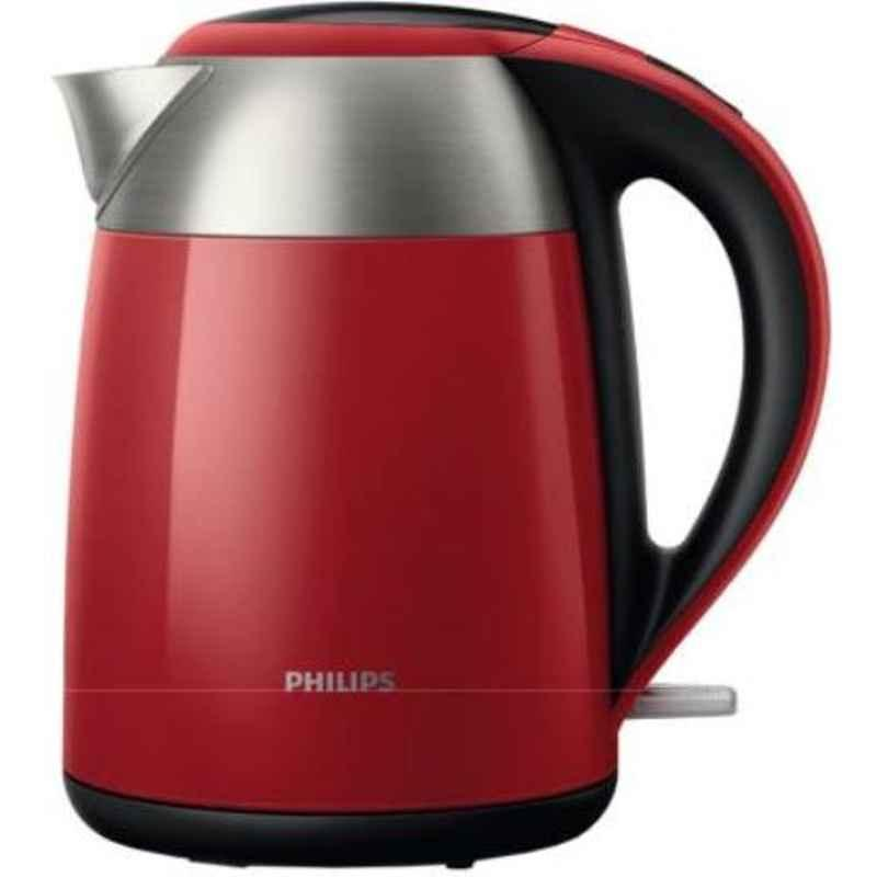 Philips HD9329/06 1.7L 1800W Red Electric Kettle