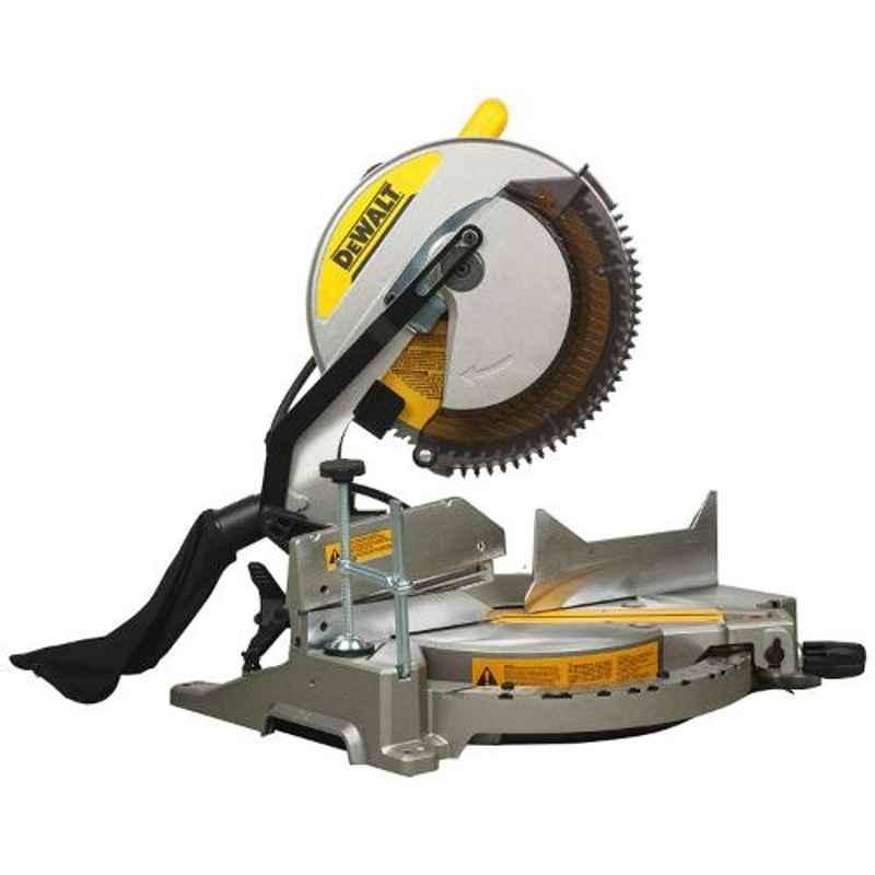 Dewalt 15A 12 inch Electric Single Bevel Compound Mitre Saw, DWS715