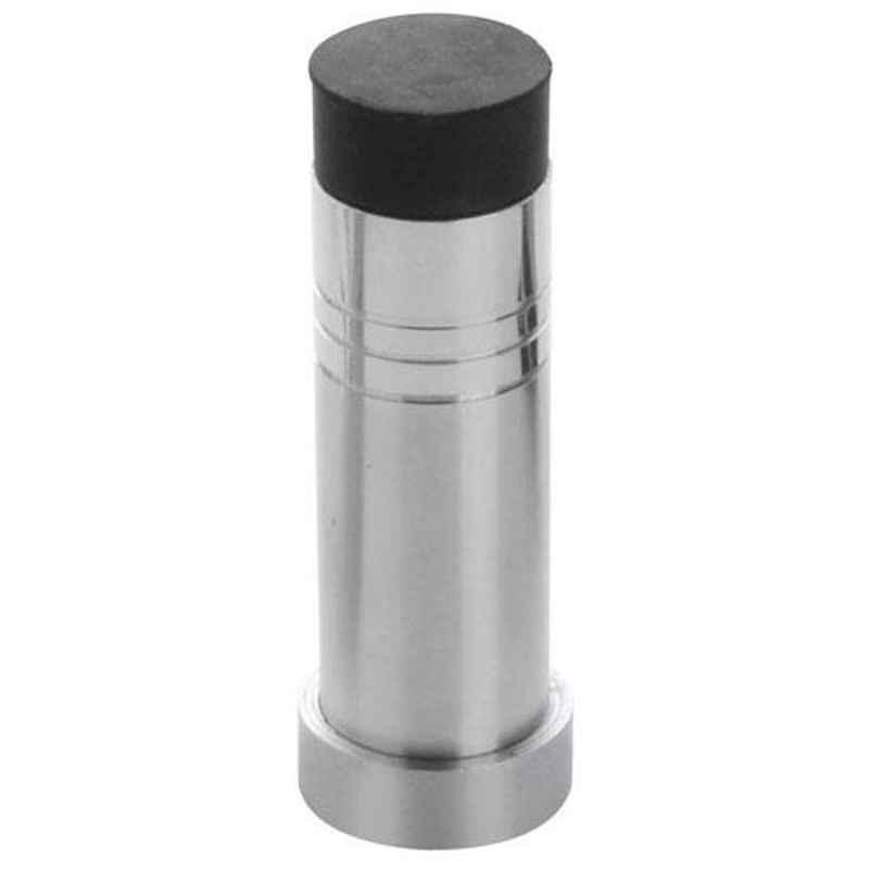 Nixnine Stainless Steel Back Silencer Door Stopper with Rubber Pad, , SS_HVY_A-614_1PS