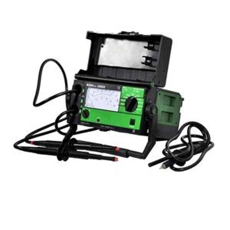 Rishabh 5000AK Insulation Tester Resistance Range 10k to 1T Ohms