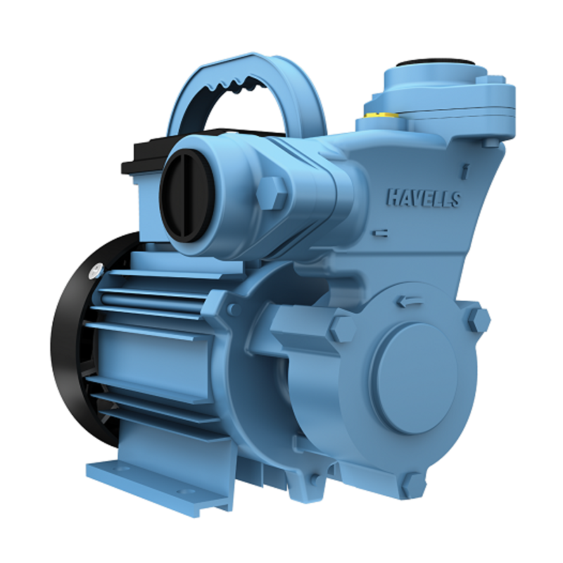 Havells Zinnia-2 0.5HP Single Phase Self Priming Monoblock Pump, MHPAMP0X50
