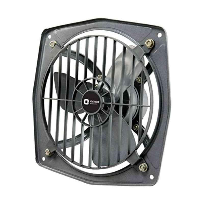 Orient 1300rpm Hill Air Matt Grey Exhaust Fan, Sweep: 225 mm