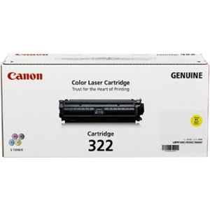 Canon CRG-322-C Toner Cartridge, 2650B001BA