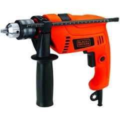 Black+Decker 13mm 550W Variable Speed Hammer Drill, HD555