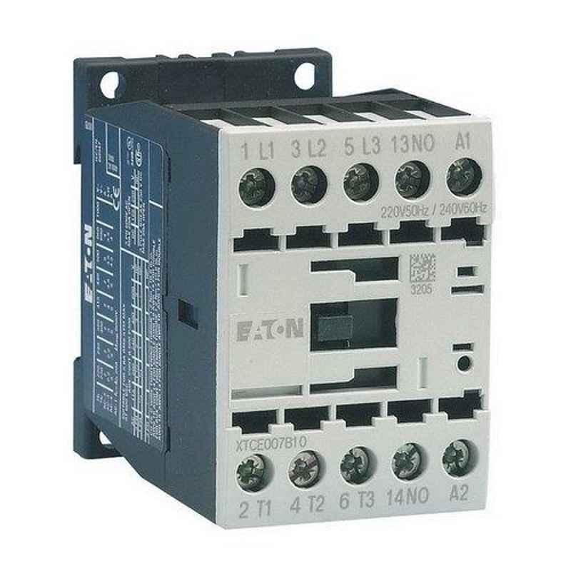Eaton 185A DC-Coil Power Contactor, DILM185A/22(RDC60)