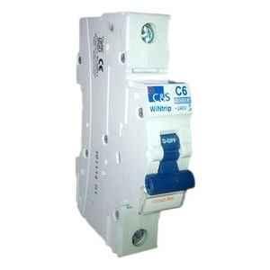 c&s electric CSMBS1B25 25 A Single Pole Miniature Circuit Breaker MCB