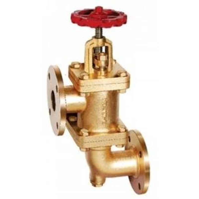 Zoloto 32 mm Bronze Flanged Accessible Feed Check Valve 1058