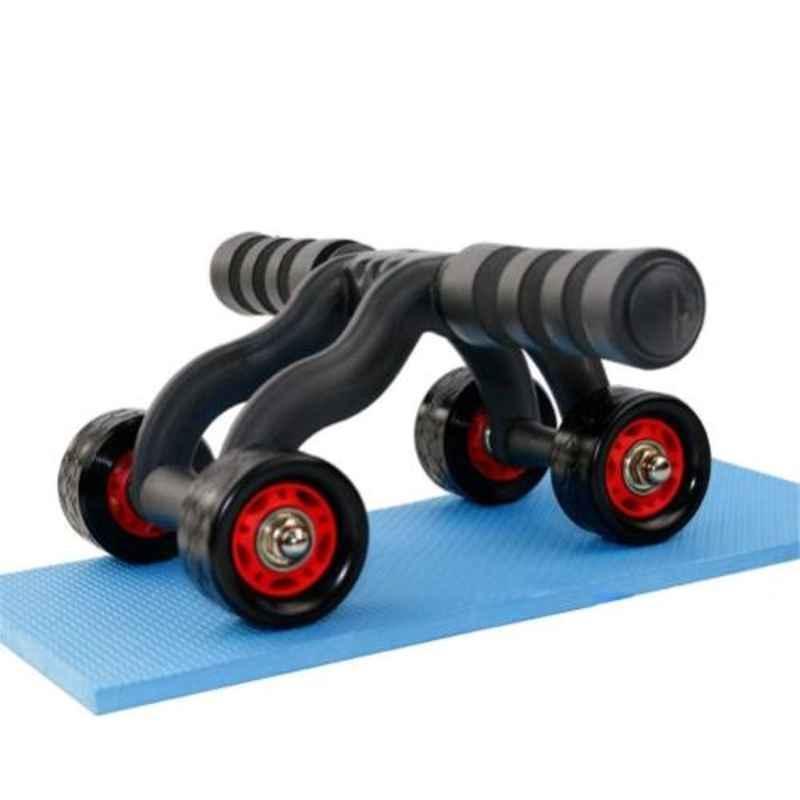 MCP 4 Wheel ABS Roller with Knee Mat Set