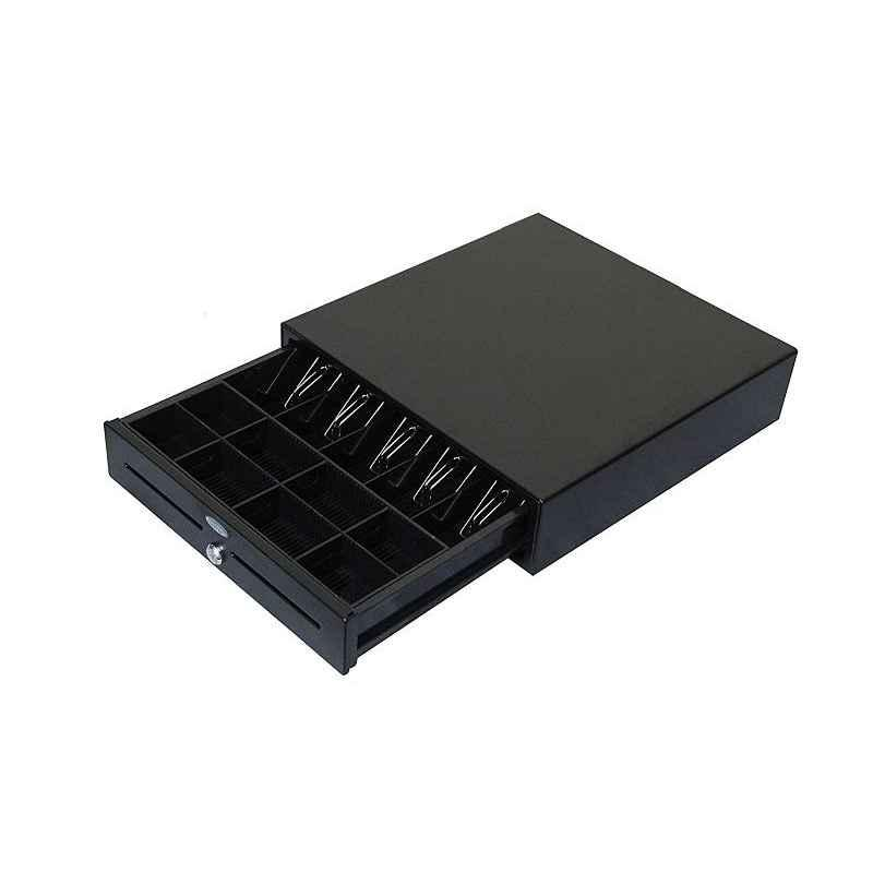 Metis Iron Cash Drawer with 5 Note & 8 Coin Slots