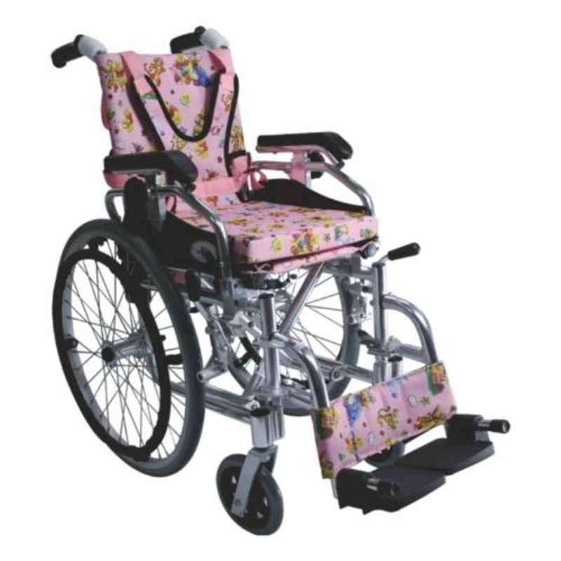 Easycare 100kg Aluminum Children Wheelchair, EC980LQ-30