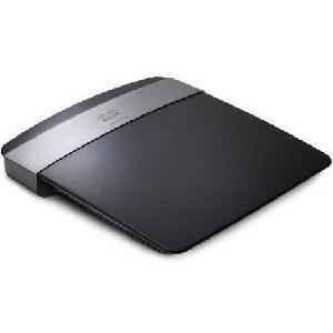 Linksys E2500 Wi Fi Dual Band N Router Black Wireless Adapter & Antenna