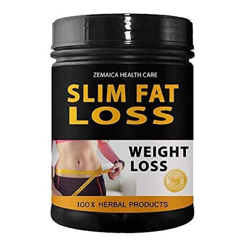 Zemaica Healthcare 30 Pcs Slim Fat Loss Ayurvedic Capsules (Pack of 6)
