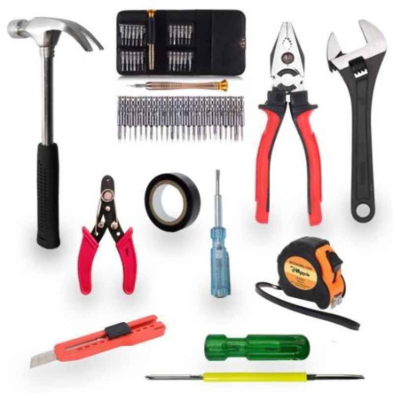 Hillgrove HT-28 10 Pcs Hand Tool Kit, HG0031