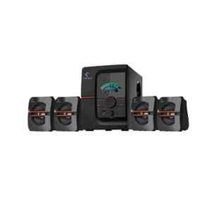 I Kall IK-401 60W 4.1 Channel Black Home Theater with Remote Control