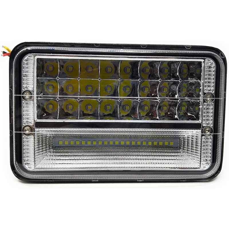 RA Accessories LED Headlight only for Splendor Plus, Splendor PRO, Splendor