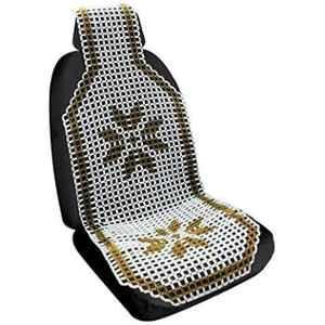 Autokaar Sweat Control Marble Beads Seat Cushion