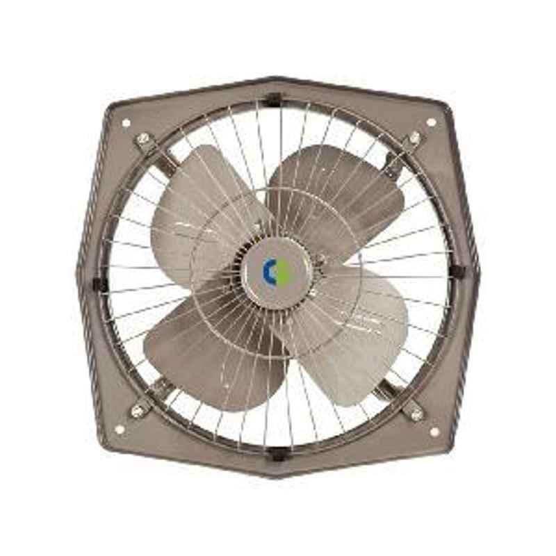 Crompton Greaves Exhaust Fan Grey 150 mm Trans Air CGTRANS-6IN