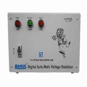 Rahul Base 8000AD8 140-280V 8kVA Single Phase Digital Automatic Voltage Stabilizer