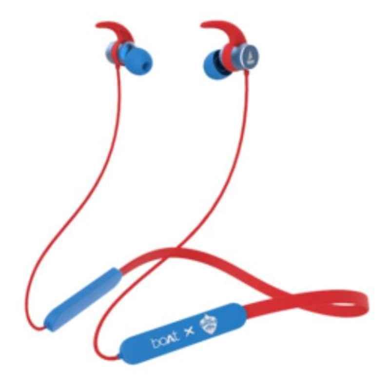 boAt Rockerz 255 DC Blue Wireless Headset with Mic