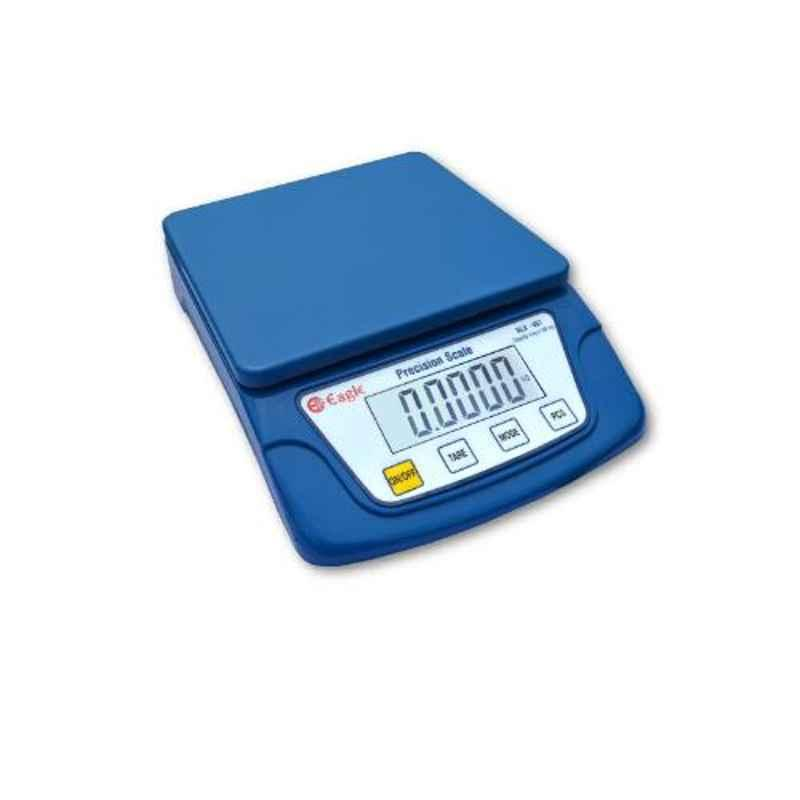 Eagle DLX061 6kg Virgin ABS Plastic Kitchen Weighing Scale