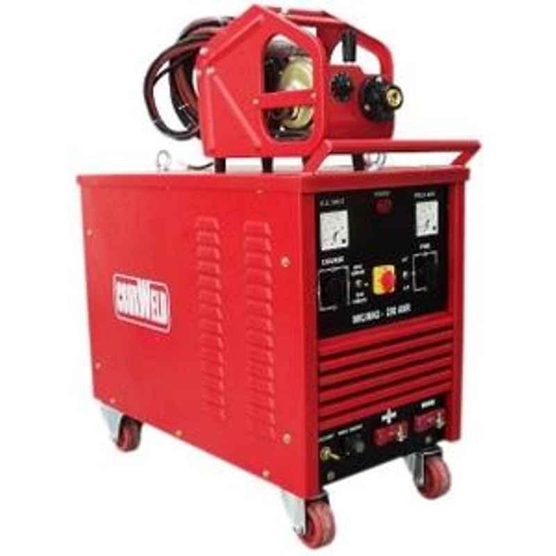 Cruxweld CWM MIG400D Three Phase 160 kg MIG Welding Machine
