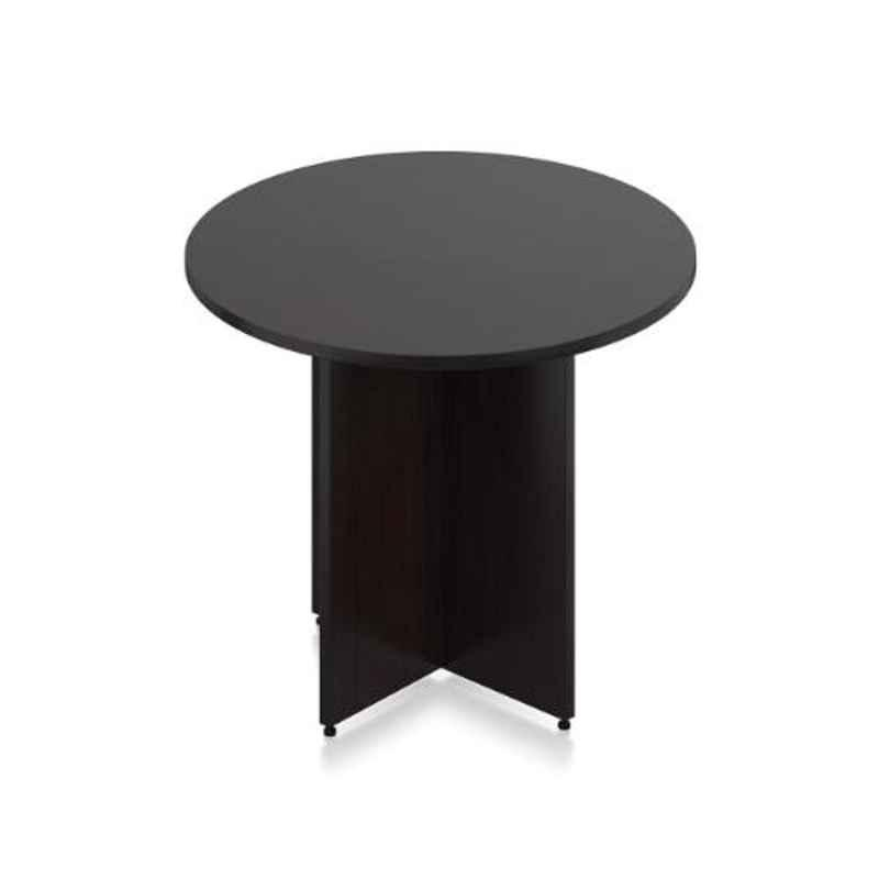 Steelcraft OFTR02 Engineered Wood Round Conference Table