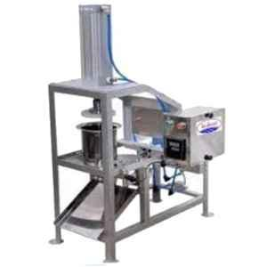 Shree Chamunda 35x27x20 inch Dough Ball Making Machine without Compressor