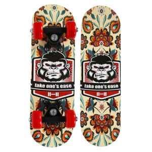 Strauss 17x5 Inch Skateboard, ST-1465