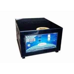 Pulstron PTI-7095D 7kVA 90-290V Single Phase Black Automatic Mainline Voltage Stabilizer