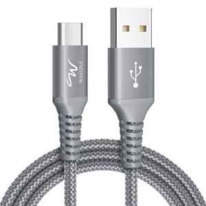 Wayona Nylon USB Type-C Braided Fast Charging Cable