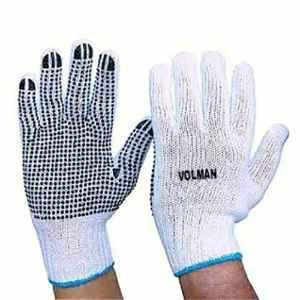 Volman Dotted Hand Gloves (Pack of 12)